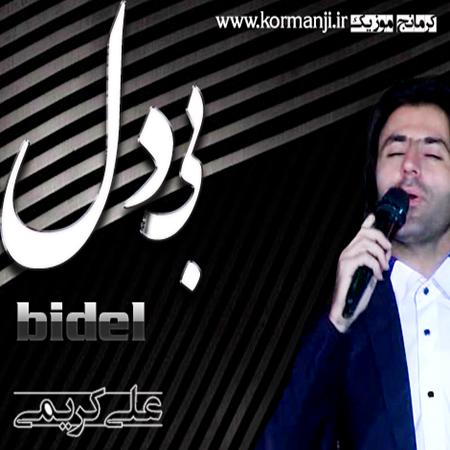 دانلود آهنگ جدید علی کریمی به نام بیدل در کرمانج موزیک