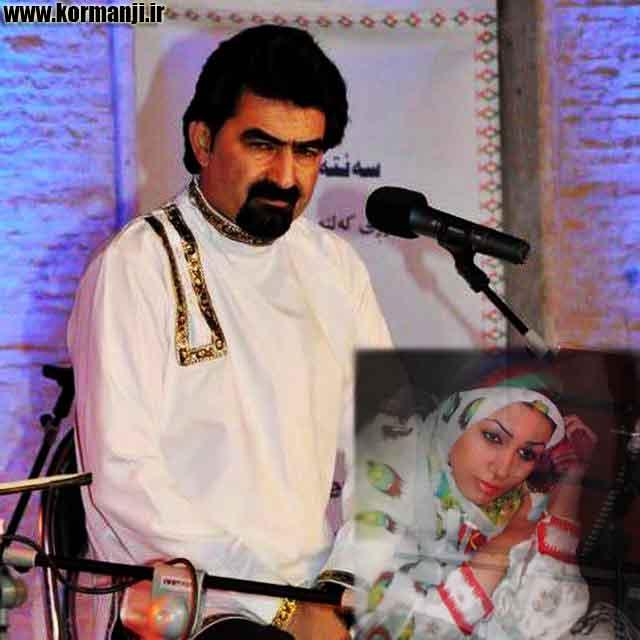 آهنگ زیبا از مراد حسن زاده و محبوبه سعادتمند در کرمانج موزیک