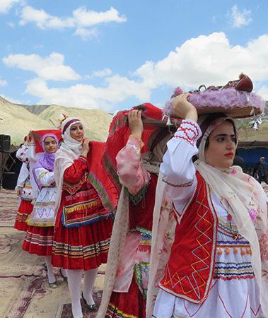 مجلس باشکوه رهورد به روایت تصویر در کرمانج موزیک
