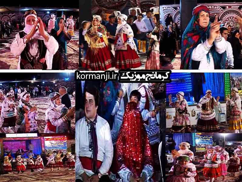 کلیپ بسیارزیبا از مجلس باشکوه و سنتی هنرمند عزیز حسن تایانلو در کرمانج موزیک