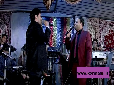 دانلود آهنگ کرمانجی اجرای فوق العاده زیبای محسن دولت و حمید فلاح