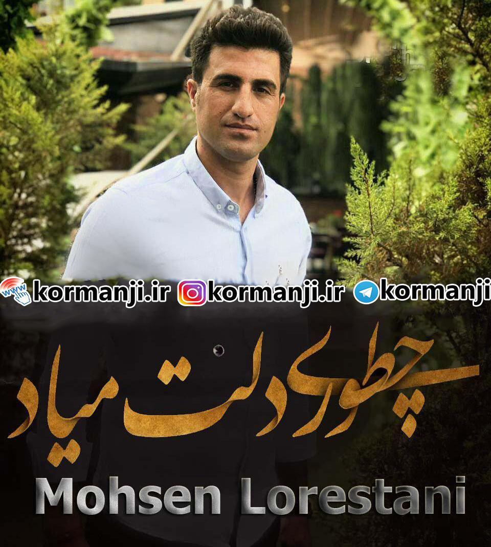 آهنگ جدید از محسن لرستانی به نام چطوری دلت میاد