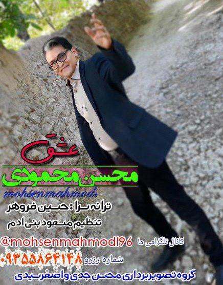 دانلود آهنگ جدید کرمانجی محسن محمودی به نام عشق