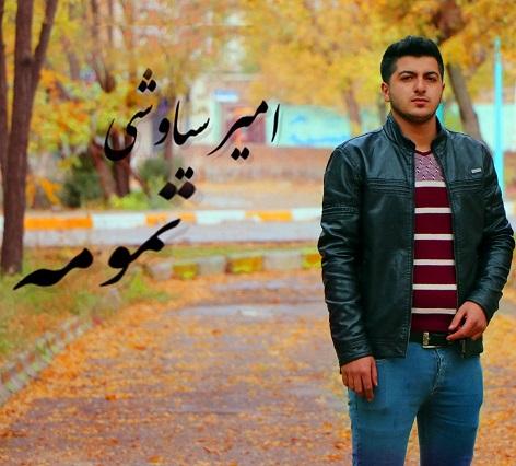 آهنگ جدید و زیبا از امیرسیاوشی به نام تمومه