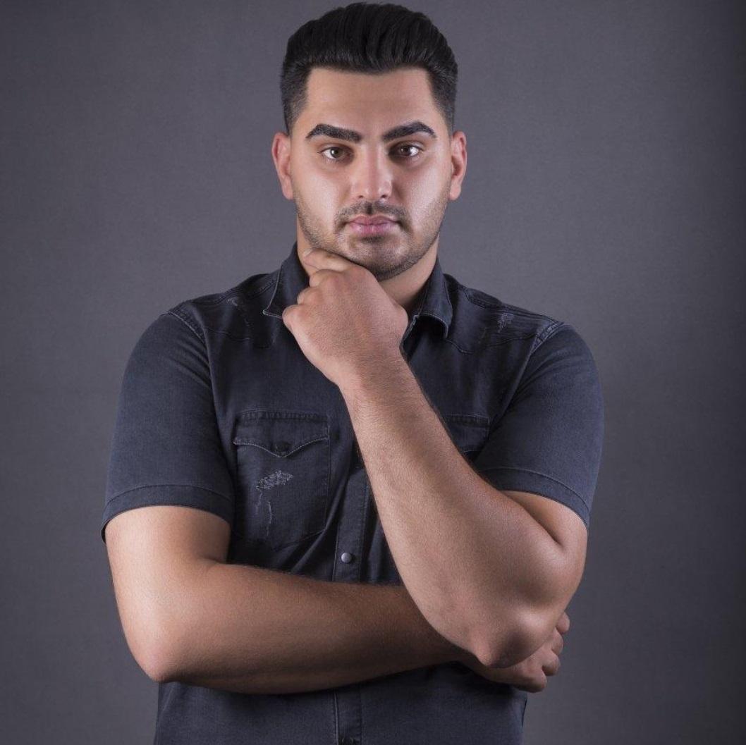 آهنگ جدید و زیبا از جواد گرمابی به نام داداش