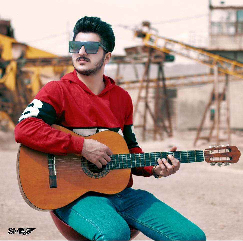 آهنگ جدید و زیبا از امیرسیاوشی به نام ارزانیه ته
