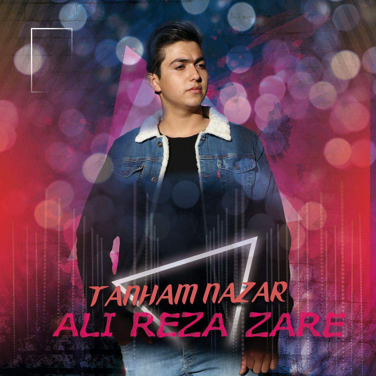 آهنگ جدید با صدای علیرضا زارع به نام تنهام نزار